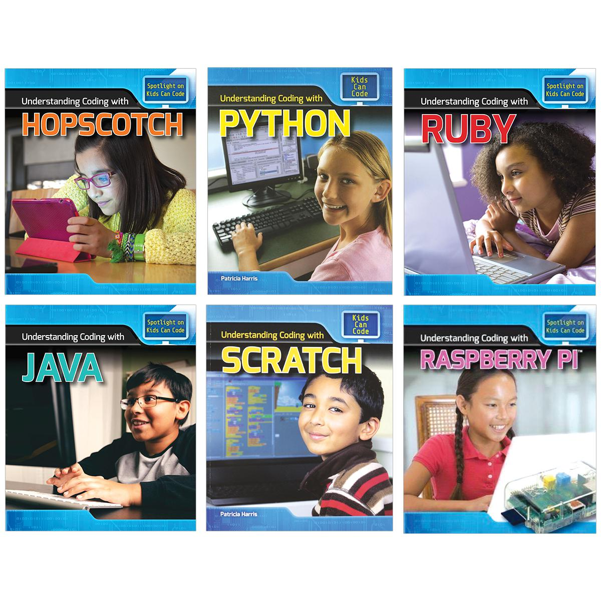 Kids Can Code 6-Pack