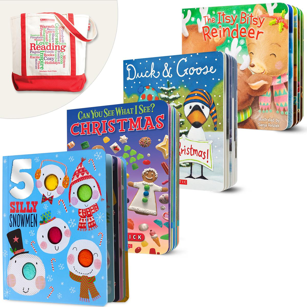 Holiday Board Book Instant Library