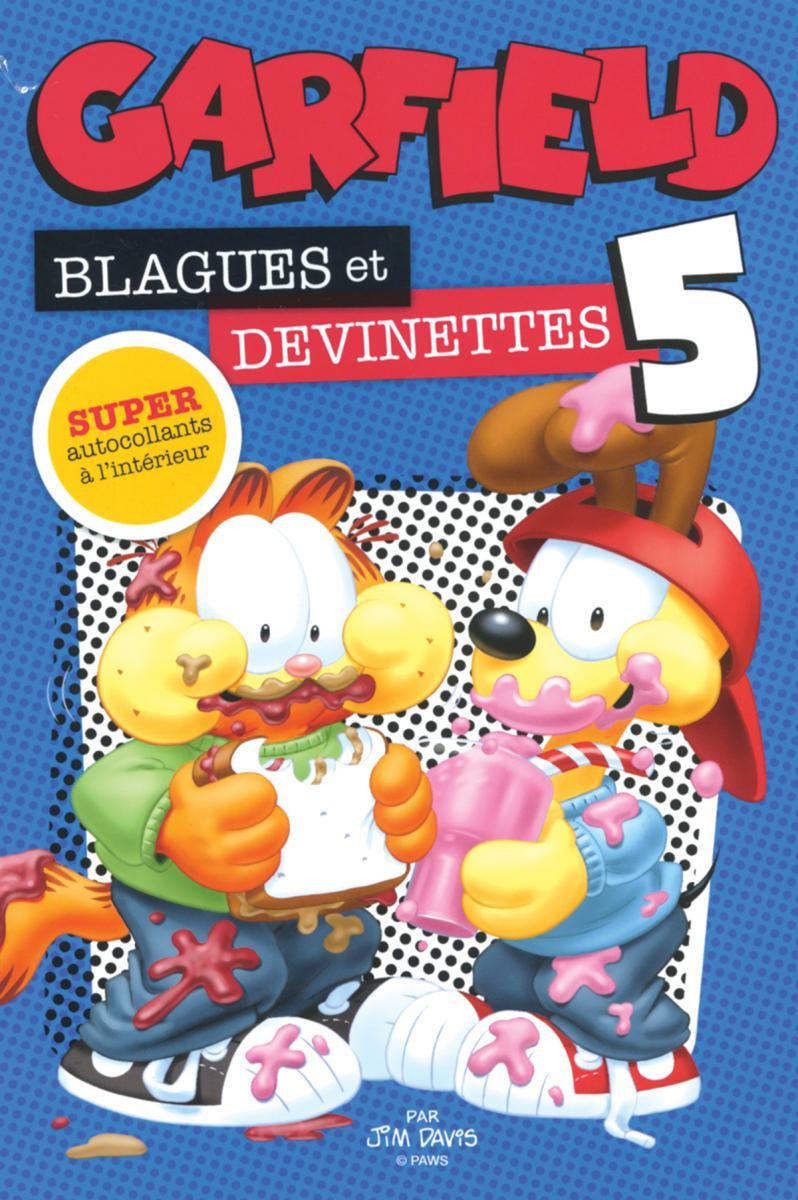 Garfield : Blagues et devinettes 5