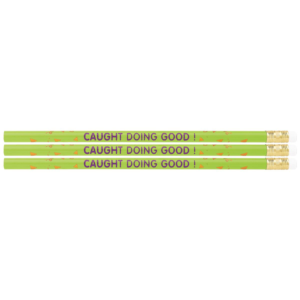 Caught Doing Good! Assorted Educational Pencils