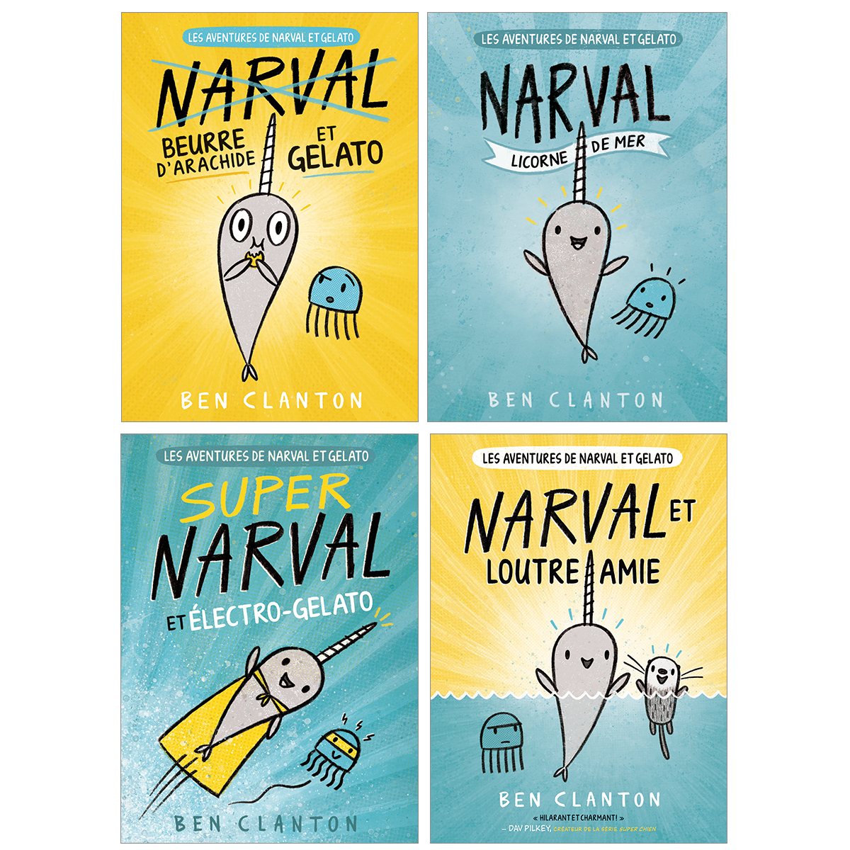 Collection Narval et Gelato