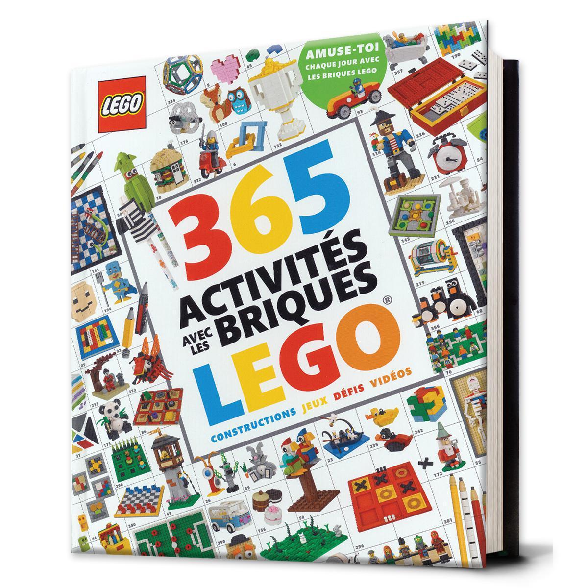 365 activités avec les briques LEGO®