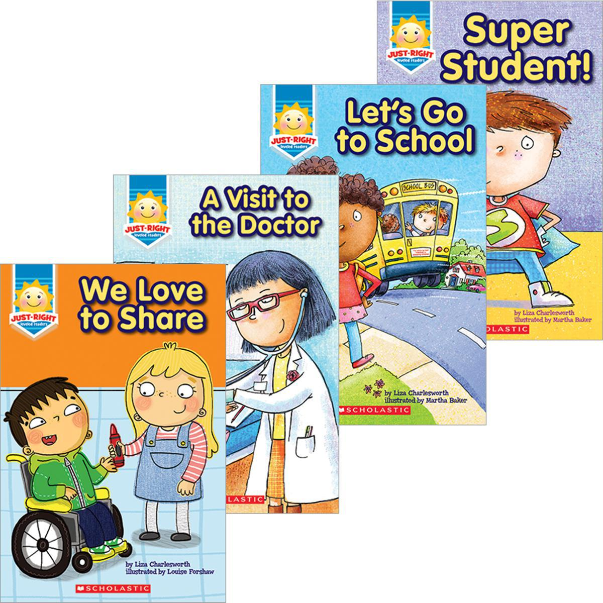 Just-Right Readers School and Community Value Pack