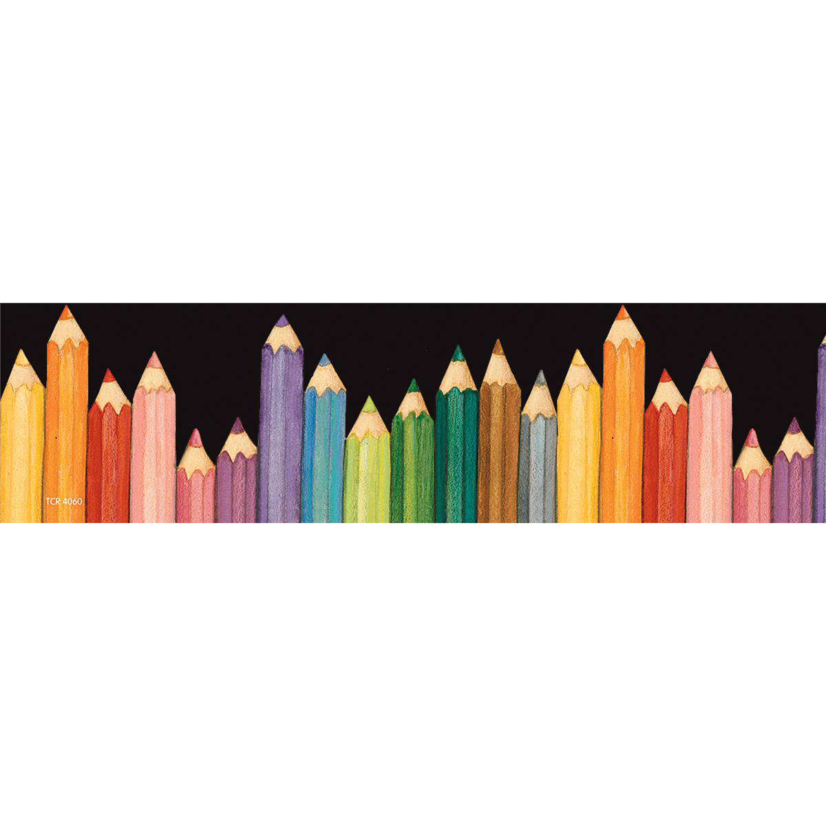 Coloured Pencils Decorative Trimmer