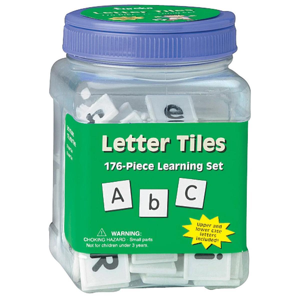Lettres sur carreaux