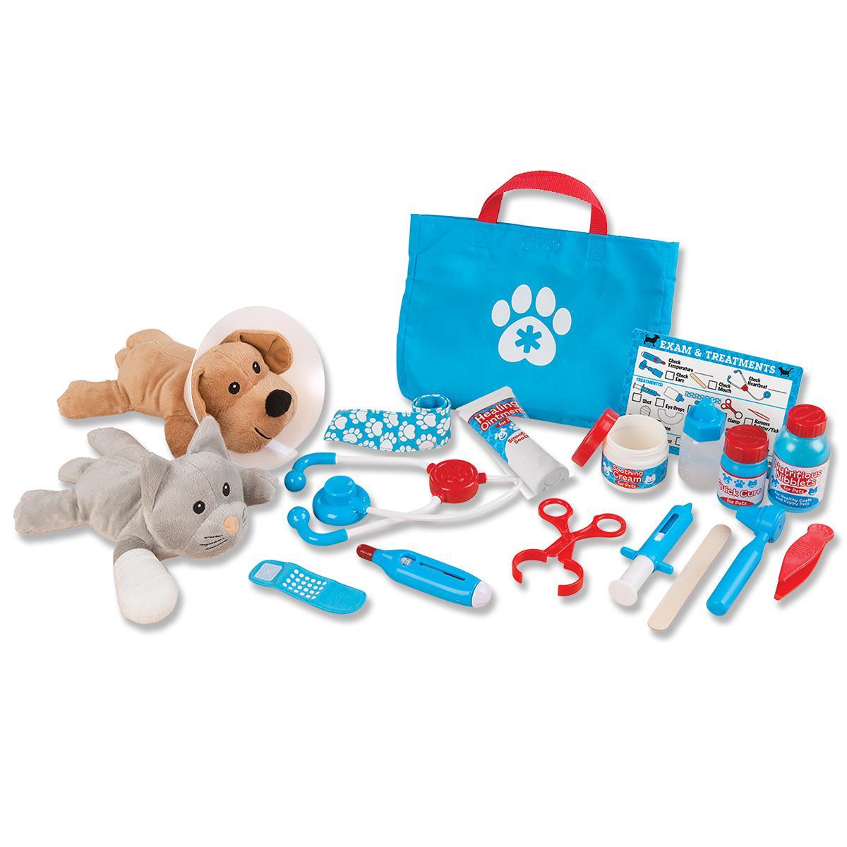Ensemble d'accessoires vétérinaire