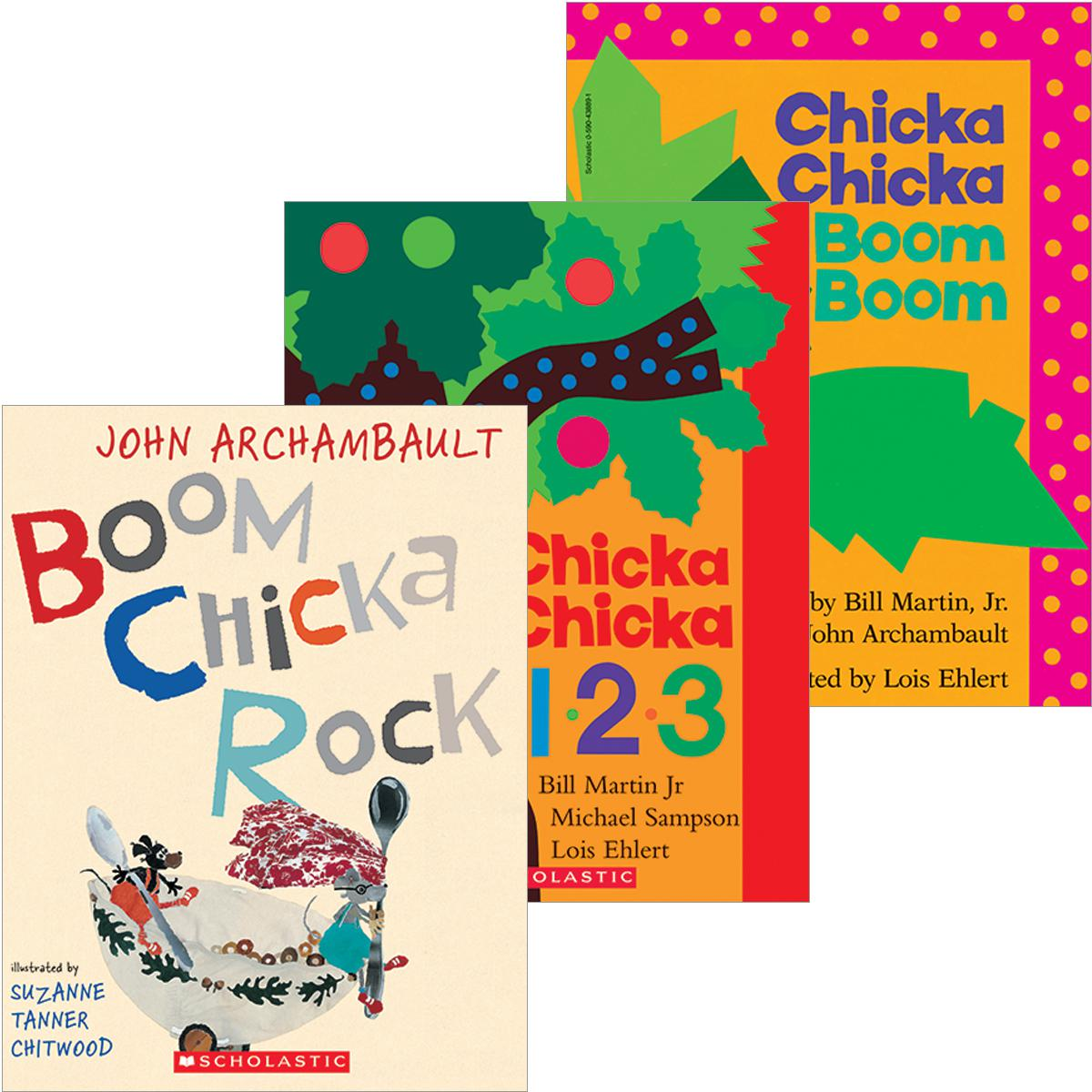 Chicka Boom Collection