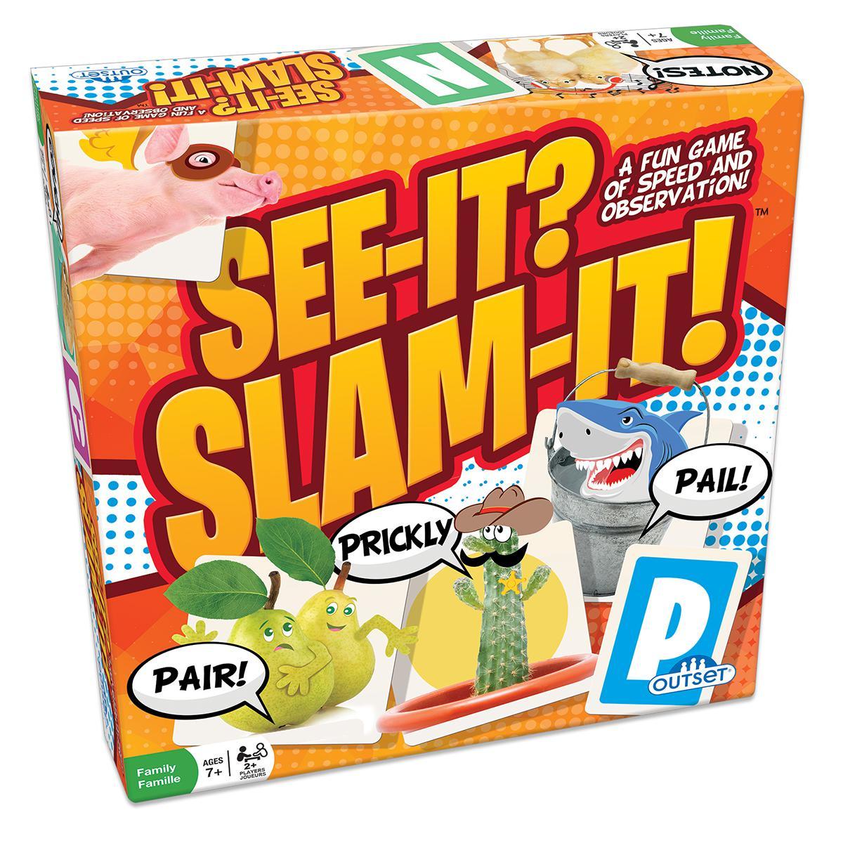 See-It? Slam-It!