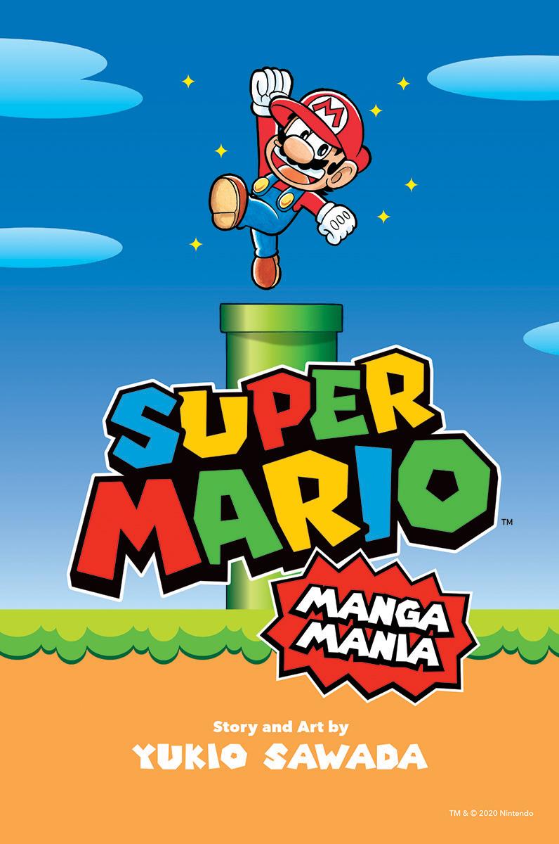 Super Mario: Manga Mania