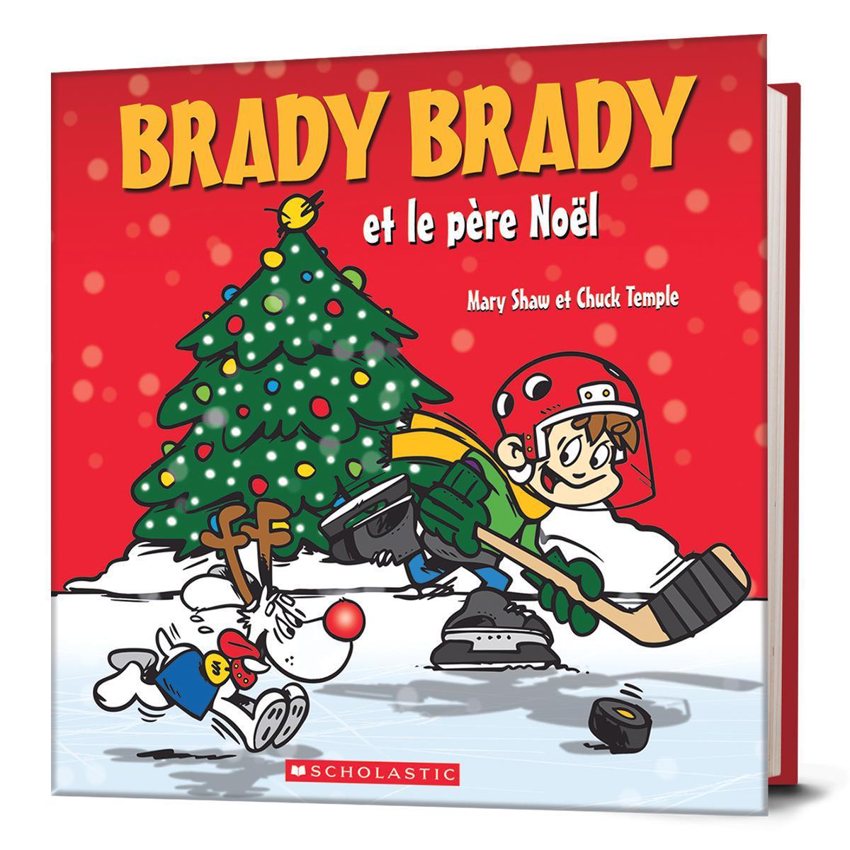 Brady Brady et le père Noël