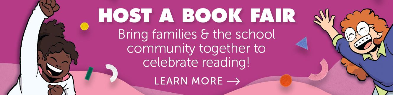 Host a Book Fair