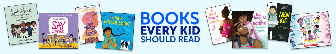 Books Every Kid Should Read