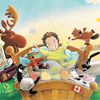 (PDF) July, Week 1 (Monday) Celebrate Canada! - Good Morning Canada! - Spot the Difference