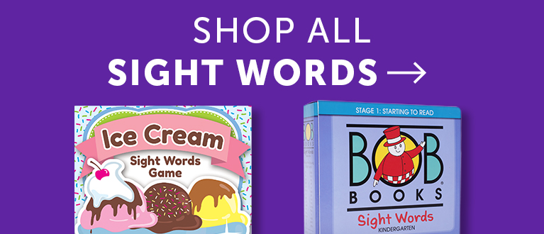 Shop All Sight Words