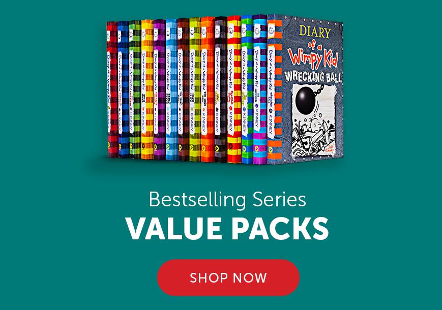 Bestselling Series Value Packs