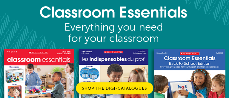 Classroom Essentials. Everything you need for your classroom.
