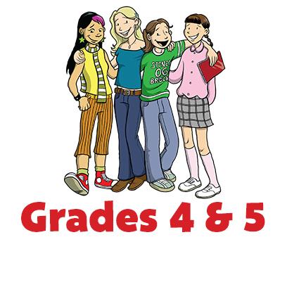 Grade 4 and 5