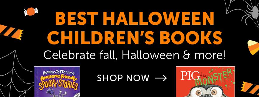 Best Halloween Children's Books. Celebrate fall, Halloween & more!