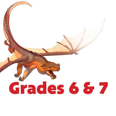 Grade 6 and 7