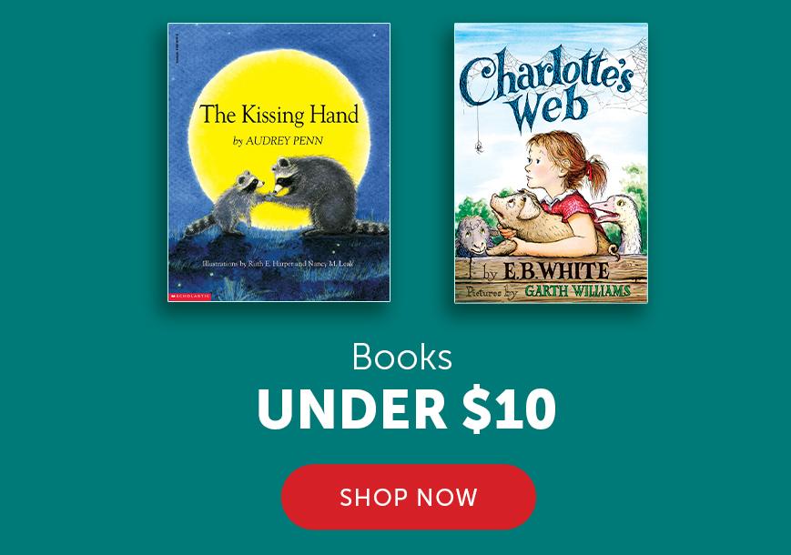 Books Under $10