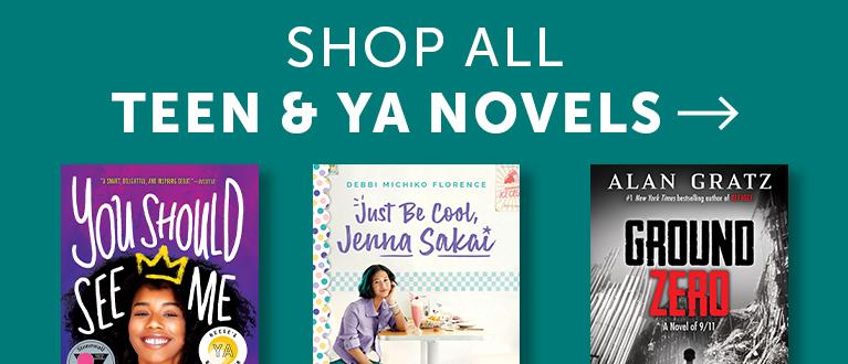 Shop All Teen & YA Novels