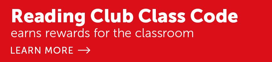 Reading Club Class Code