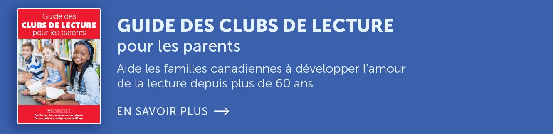 (PDF) Guide des clubs de lecture pour les parents